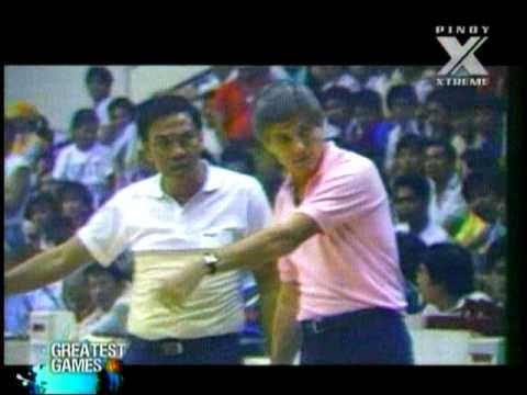 1985 Ginebra vs  NCC KO Reinforced Cup 04 Fourth Quarter