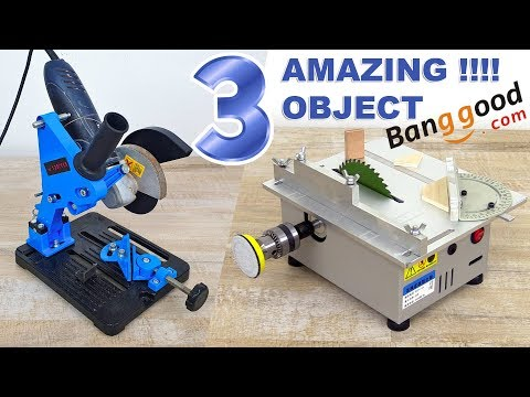 3 AMAZING Object for DIY BY: Banggood