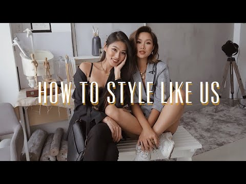 basic 1 to 10: how to style like us? x THAONHILE
