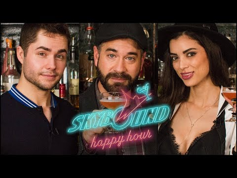 SPICY DEAD LADY: A Walking Dead Cocktail w/ LeeAnna Vamp!