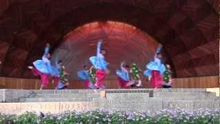 Boston Garba at India Day 2012