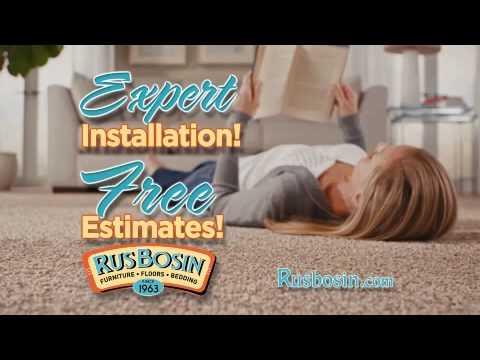 Rusbosin Furniture   Mohawk Carpet   Duration: 31 Seconds.