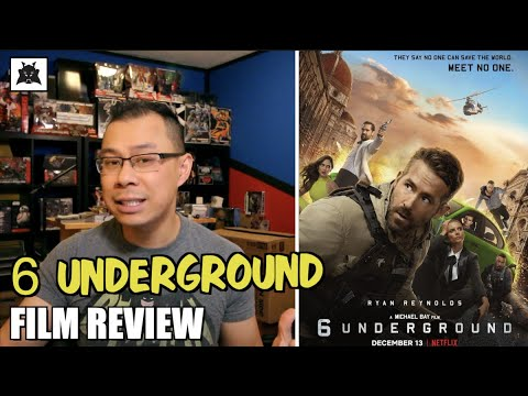 6 Underground Is The Worst Michael Bay Film EVER - [FILM REVIEW By Alex Yu]