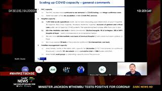 COVID-19 Pandemic | Update on COVID-19 in the Western Cape