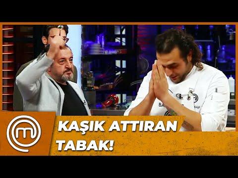 Mehmet Şef'e KAŞIK ATTIRDI! | MasterChef Türkiye 131. Bölüm