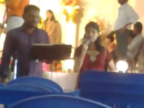 Savith Mangalore & Latha Mangalore Singing Kannada Song