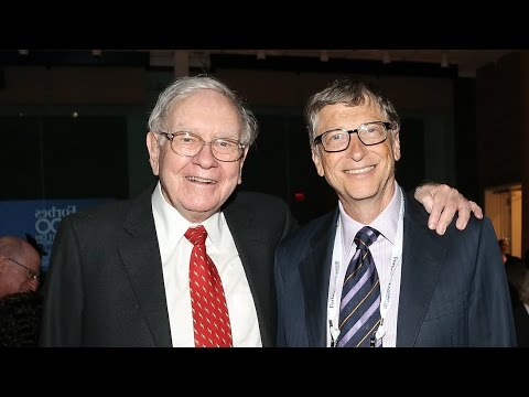 Bill Gates on Unexpected Friendship with Buffett