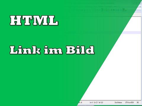 HTML Bild Als Link Nutzen | Tutorial