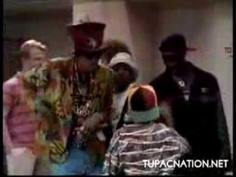 Tupac & Digital Underground on Drexell's Class