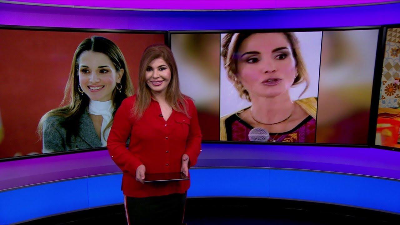 """""""كيف الورق؟""""  سؤال الملكة رانيا الذي شغل الأردنيين وردت عليه بإحضار طنجرة ورق الدوالي"""
