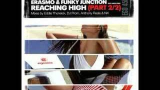 Download Erasmo And Funky Junction feat Surge Sonic - Reaching High (Dj Prom Remix) MP3 song and Music Video