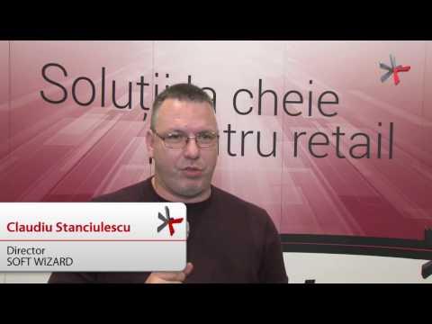 Interviu cu Claudiu Stanciulescu, director Soft Wizard, la Intalnirea Partenerilor Magister 2016