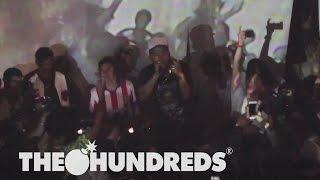 #SPITSET :: WARM BREW & ALEXANDER SPIT LIVE :: THE HUNDREDS