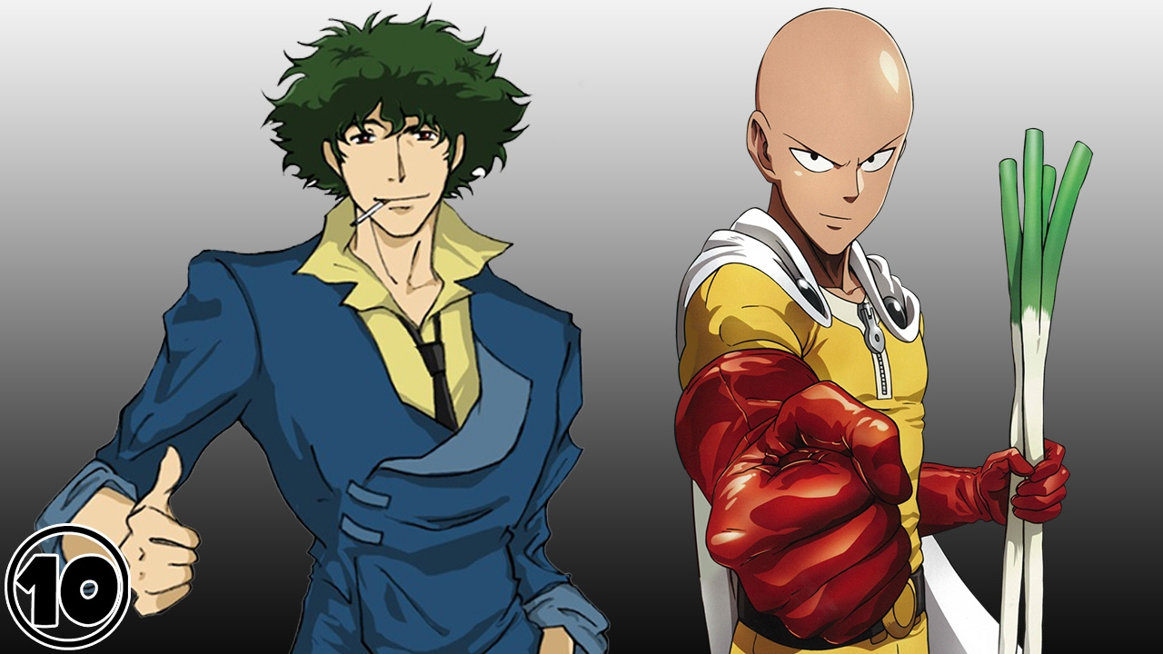 Top Ten Anime