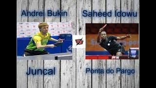 Андрей Букин vs Saheed Idowu