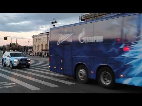 «Мы Чемпионы!», «Зенит» – чемпион России по футболу в сезоне 2019/2020.