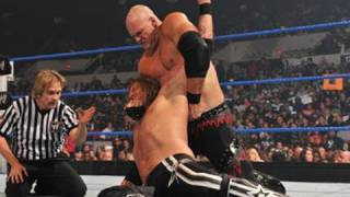 SmackDown Edge Vs Kane Winner Decides WWE TLC Stipulation
