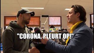 Rotterdam: 'Corona, pleur op!'