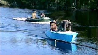 На МОТОРНЫХ лодках по Пяку-Пуру дружной компнией на рыбалку(На МОТОРНЫХ лодках по Пяку-Пуру на рыбалку и охоту, попали во льды, шли по старице, озерам, пробирались..., 2016-01-22T11:48:50.000Z)
