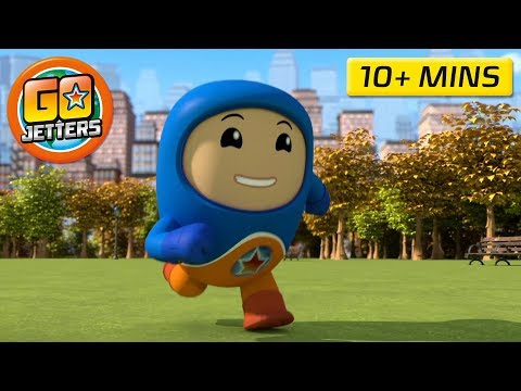 Best Bits Of North America - Go Jetters: Best Bits
