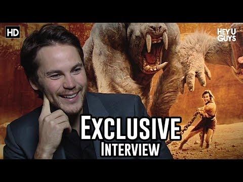 Taylor Kitsch - John Carter Exclusive Interview