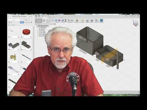 Learn Fusion 360 or Die Trying LESSON 6: Sketching on Offset and Orthogonal Planes