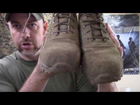 McRae Terrassault boots