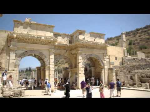 Ephesus Tours, House of Virgin Mary, Ephesus Ruins, Celcius Library
