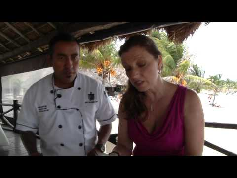 How To Cook Tikin Xik - Mexican Garlic And Tomato Grouper Fish
