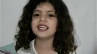cute Lebanese girl singing nepali song so cute 😊😊 2K18