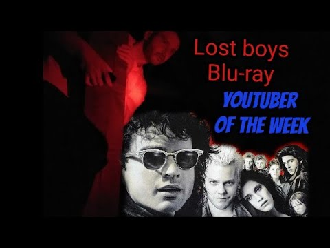 Download Lost boys trilogy, Blu-ray unboxing. youtuber of the week