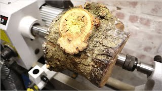 Woodturning - Rotten to the Core
