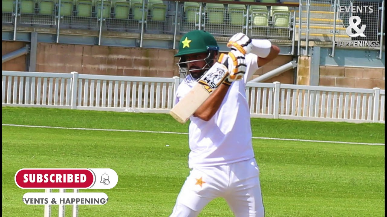 Two days practice of Pakistan Team players | Score Card | Picture Story