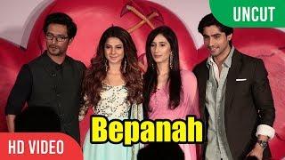 Download lagu UNCUT - बेपनाह Bepanah New Serial Launch | Jennifer Winget, Sehban Azim, Harshad Chopra | Colors Tv