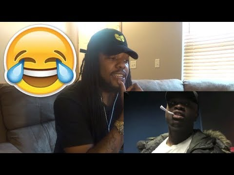 IM DONE!! Reacting to MC Quakez - Fire In The Booth 😂😂