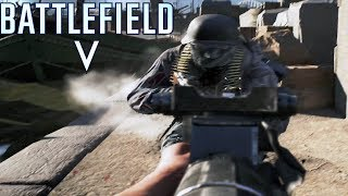 Battlefield V Beta Gameplay - Xbox One X