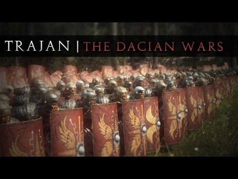 Trajan | The Dacian Wars - Total War ROME II Machinima