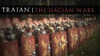 Trajan   The Dacian Wars - Total War ROME II Machinima