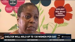 The Halle's Women's shelter to help homeless