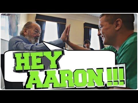 Youtube Hey Aaron