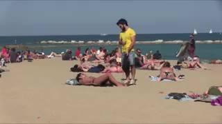 Секс на пляжі
