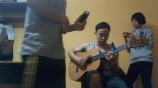 "Mẹ yêu - [Guitar cover] -  ""Ba con Mèo bên chiếc guitar"""