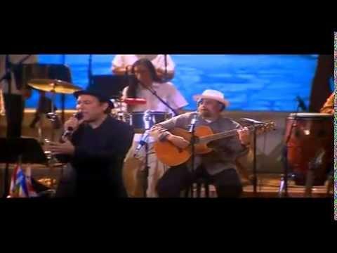 Amor y Control - Rubén Blades (Video Original) LIVE