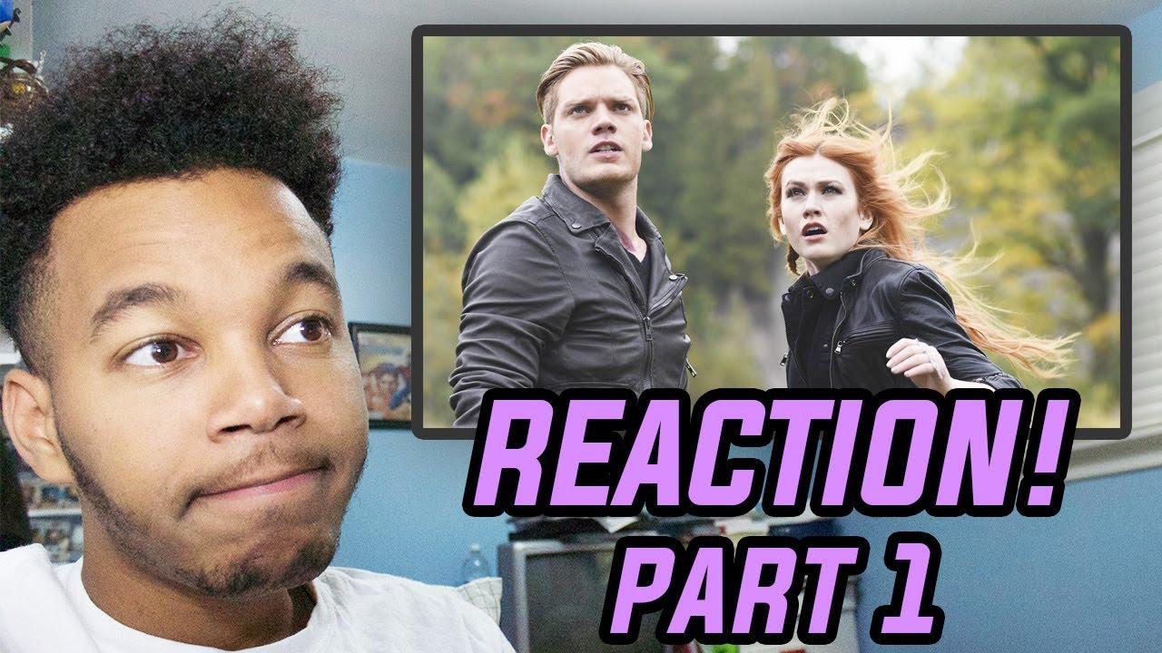 "Download Shadowhunters Season 1 Episode 12 ""Malec"" REACTION! (Part 1)"