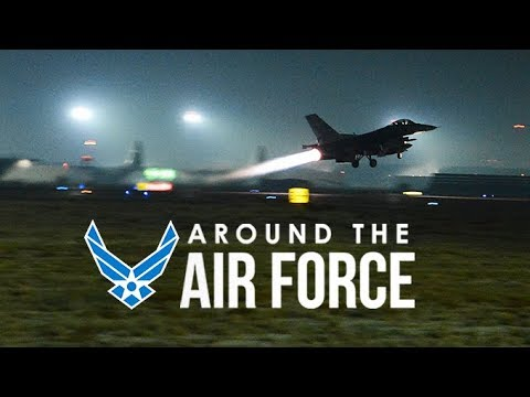 Around the Air Force: Air Strikes / Crash Investigation / SMART Scholarships