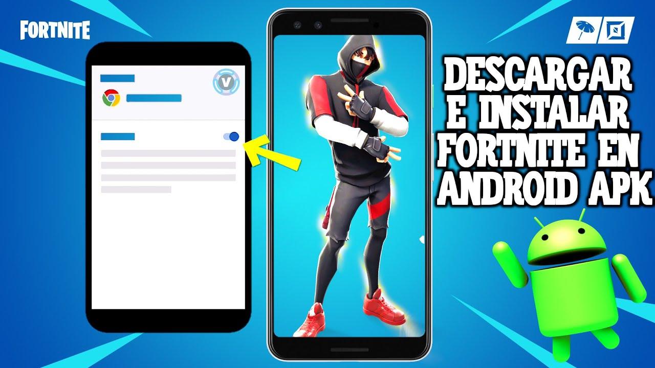 como instalar fortnite andoid apk dispositivos no compatibles o gama media android 2019 - celulares compatibles con fortnite