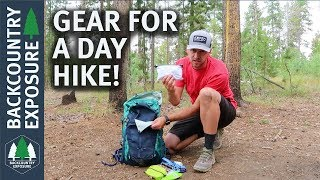 Gear I Carry For A Day Hike | It