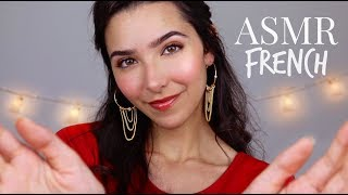 ASMR Français | Attention Personnelle Pour Toi (Massage Cranien, Massage Oreilles, Face brushing...)