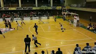 Hachioji Bee Trains #23 Cleanthony Early 20181223