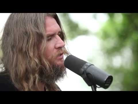 "Israel Nash - ""Iron of the Mountain"" at Old Settler's Music Festival 2015"